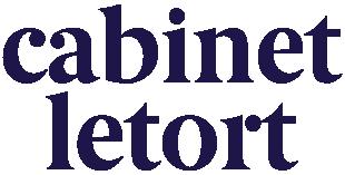 Logo cabinet Letort
